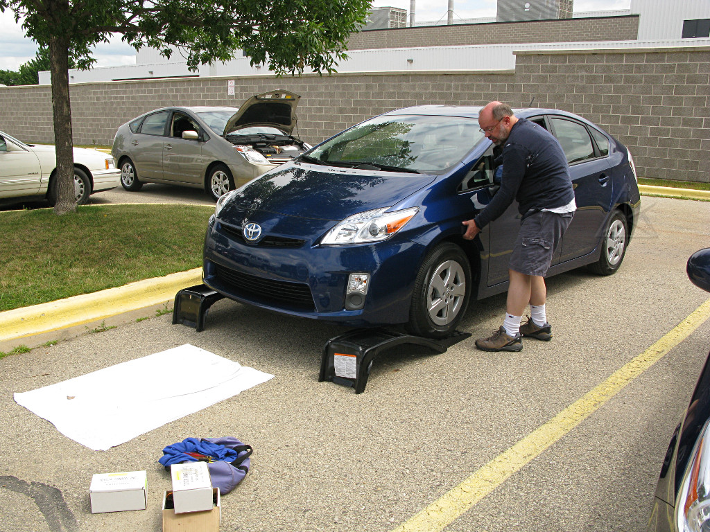 Although Wayne Intended To Put A Heater Into His Own New 2010 Anyway, He  Got Another Owner Who Needed To Leave Earlier In The Day And Decided To Do  That Car ...