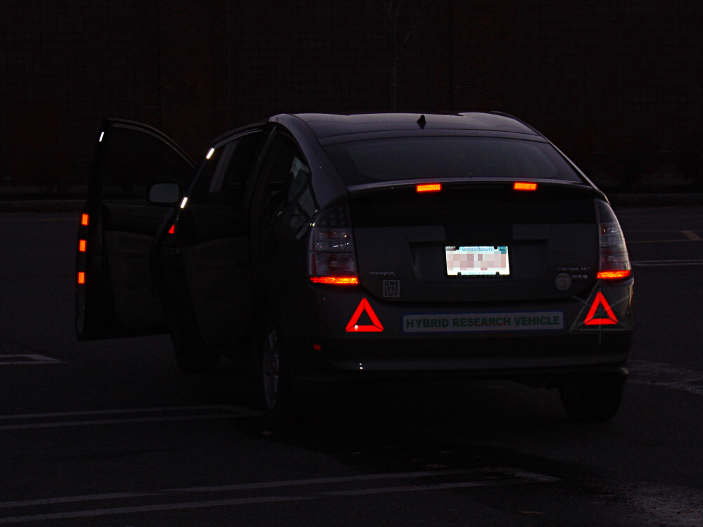 Prius Door Lights