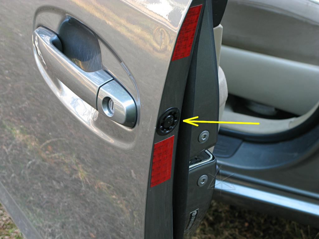 Prius Door Lock