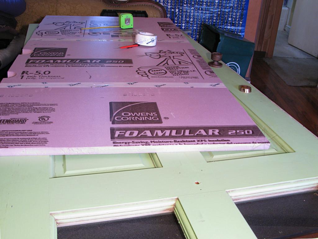 Insulating Exterior Doors & Insulating Wooden Front Door Sound ...