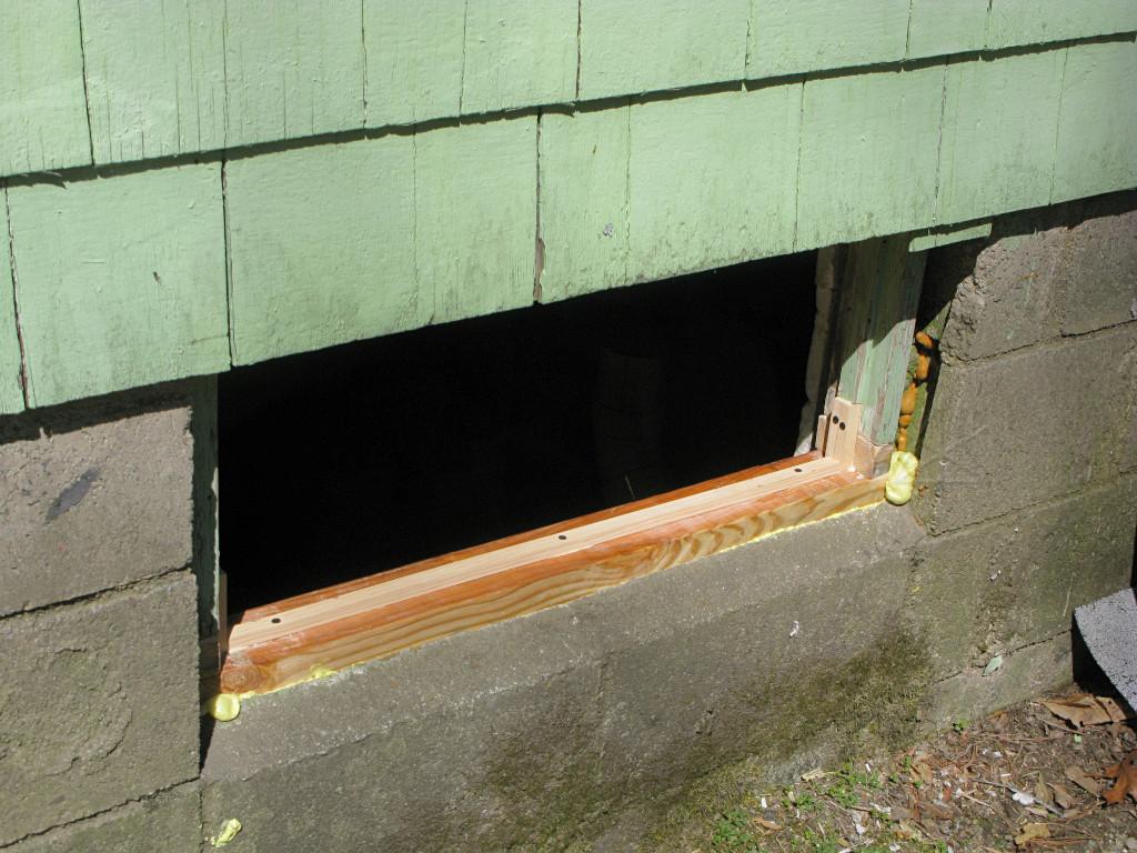 basement window 2 first keeper